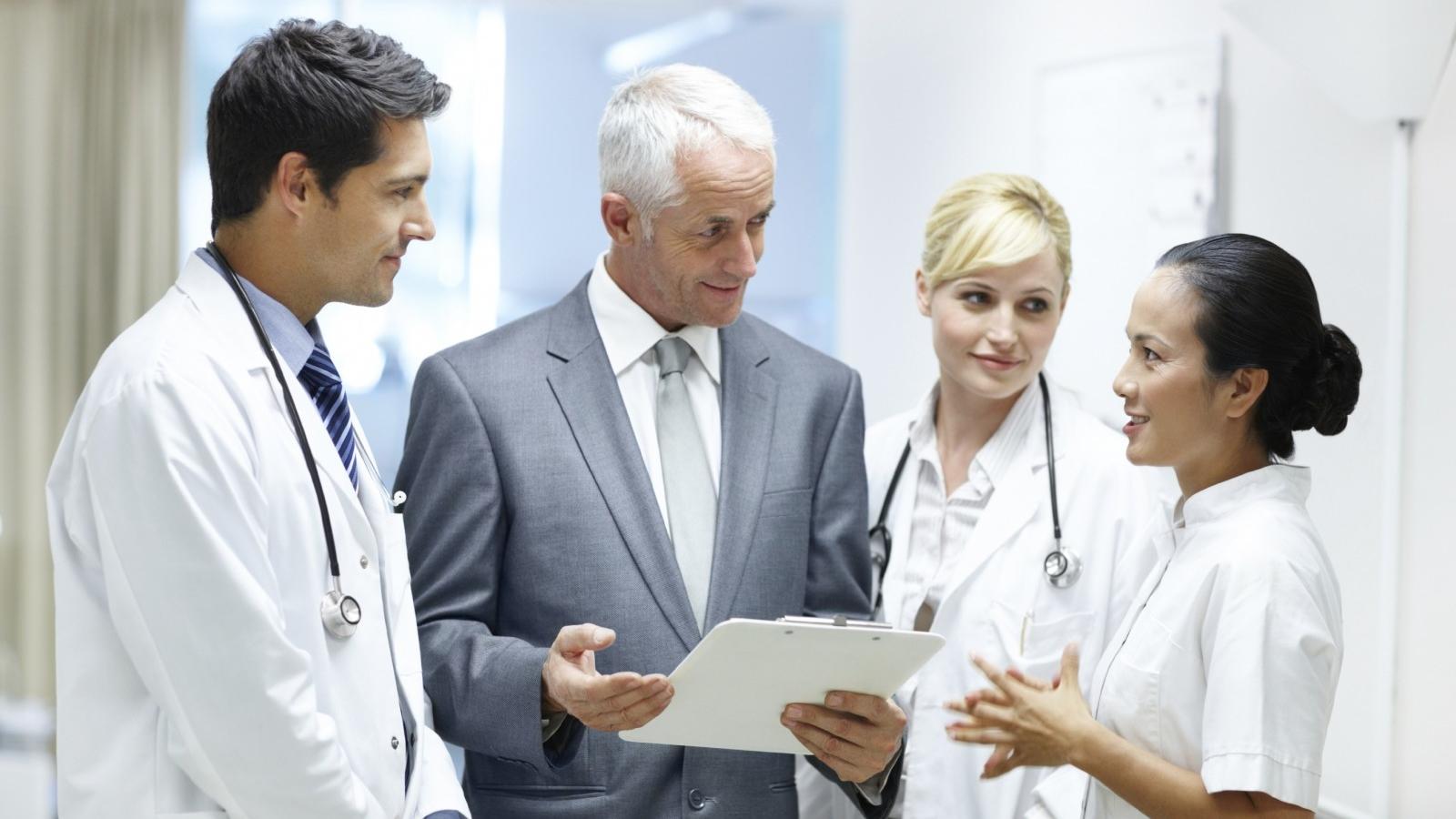 Экспертиза качества медицинской помощи в медицинской организации