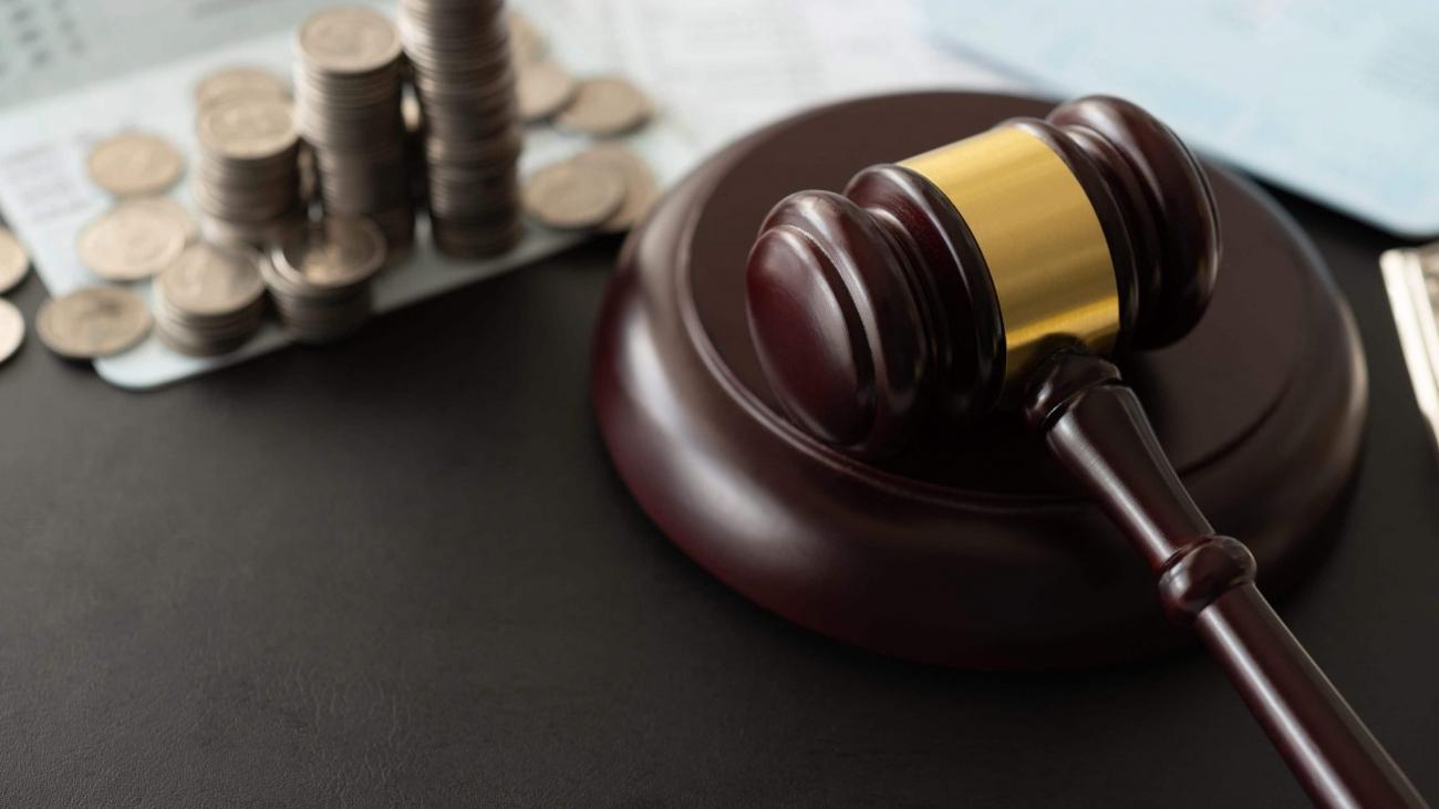 Судебная финансово-бухгалтерская экспертиза