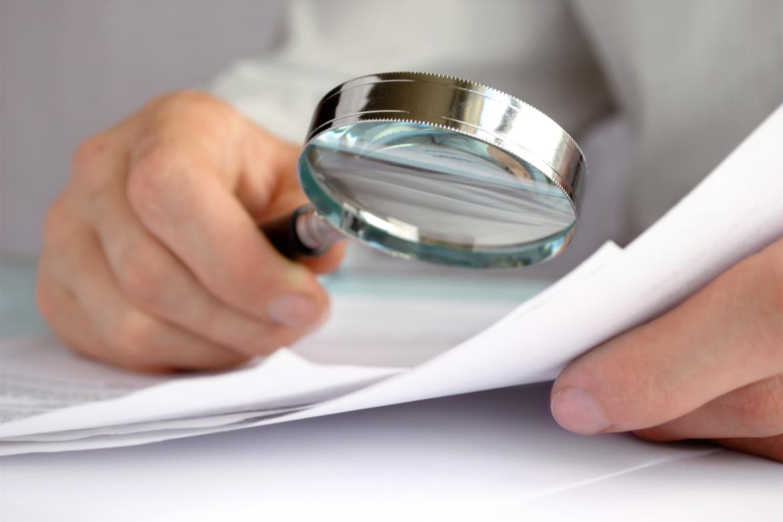 Судебно-медицинская экспертиза почерка